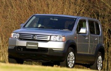 Honda Crossroad front