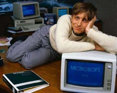 Bill Gates1983